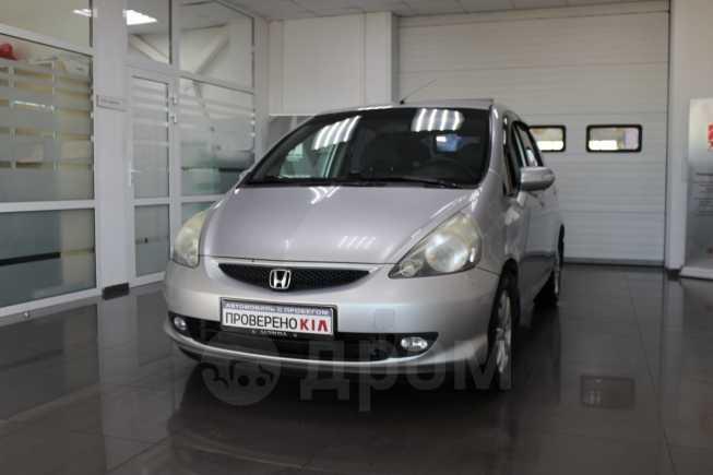 Honda Jazz, 2006 год, 310 000 руб.