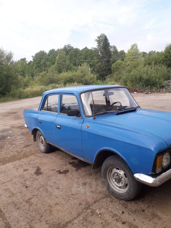 Москвич 412, 1992 год, 19 900 руб.
