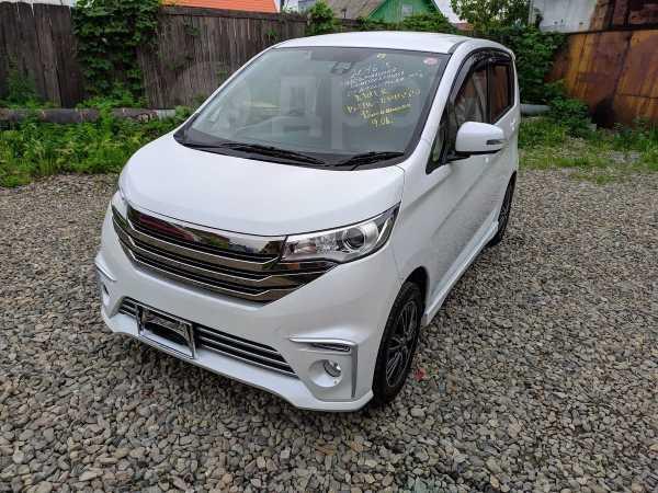 Nissan DAYZ, 2016 год, 475 000 руб.