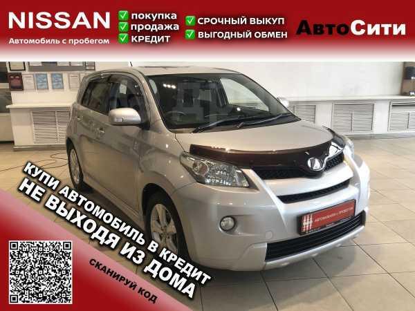 Toyota ist, 2010 год, 615 000 руб.