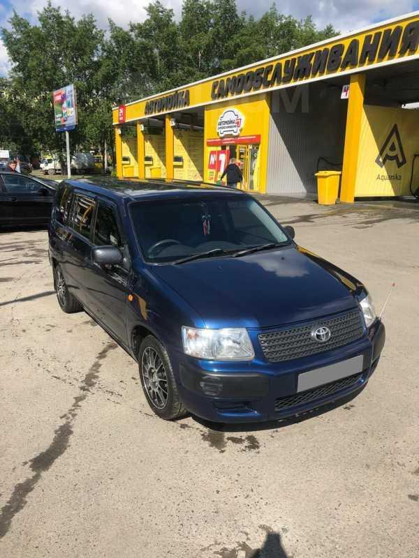 Toyota Succeed, 2002 год, 330 000 руб.