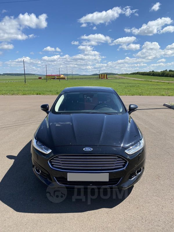 Ford Mondeo, 2017 год, 1 500 000 руб.