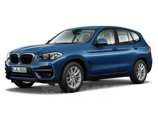 BMW X3, 2020 год, 3 969 800 руб.