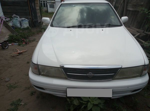 Nissan Sunny, 1998 год, 95 000 руб.
