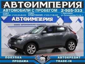 Красноярск Juke 2011