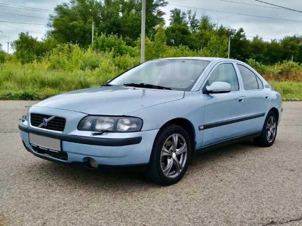 Volvo S60, 2002 год, 219 000 руб.