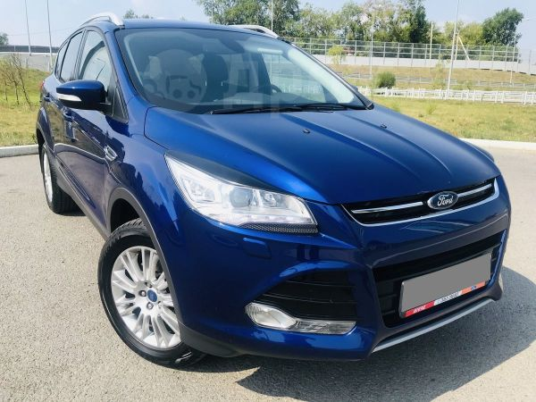 Ford Kuga, 2016 год, 1 090 000 руб.