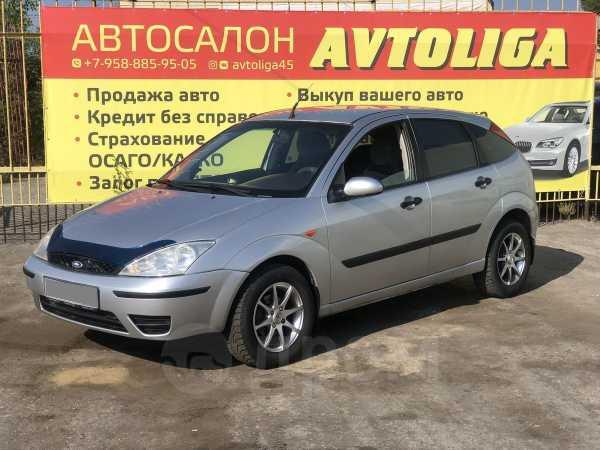 Ford Focus, 2002 год, 157 000 руб.