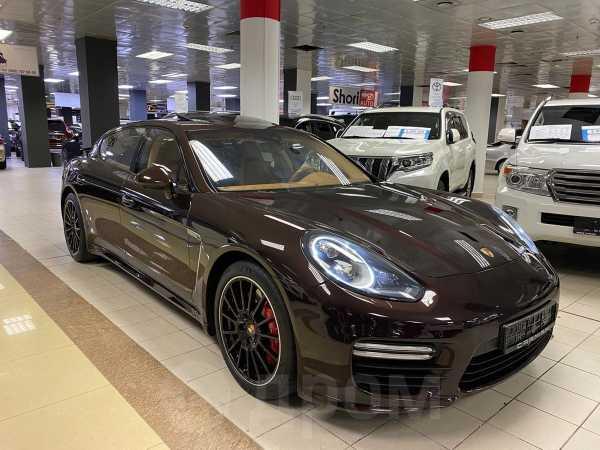 Porsche Panamera, 2013 год, 3 298 000 руб.
