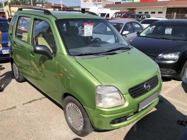 Opel Agila, 2000 год, 150 000 руб.