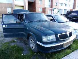 Новый Уренгой 3110 Волга 2001