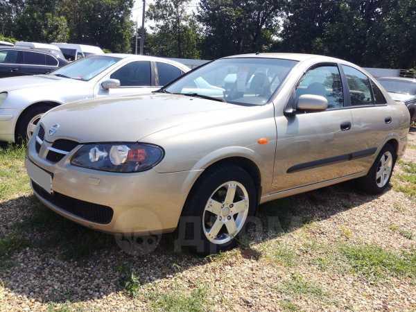 Nissan Almera, 2004 год, 250 000 руб.