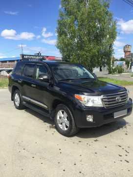 Челябинск Land Cruiser 2013