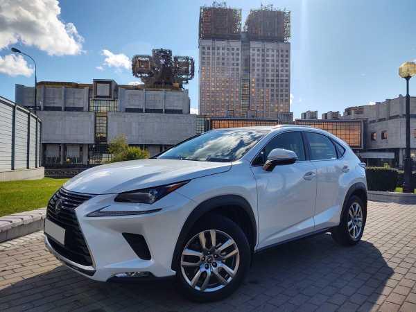 Lexus NX300, 2018 год, 2 699 999 руб.