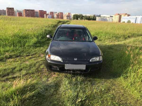 Honda Civic Ferio, 1992 год, 83 000 руб.