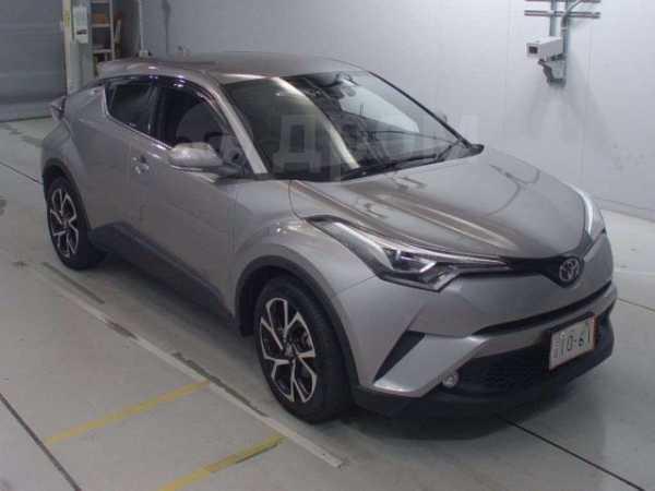 Toyota C-HR, 2017 год, 1 680 000 руб.