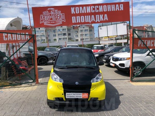 Smart Fortwo, 2007 год, 449 000 руб.