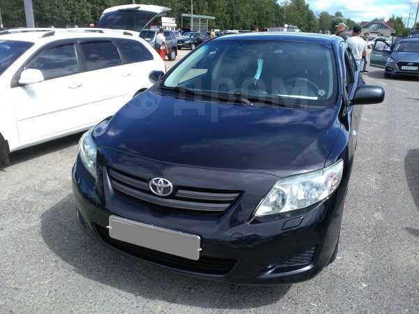 Toyota Corolla, 2008 год, 547 000 руб.