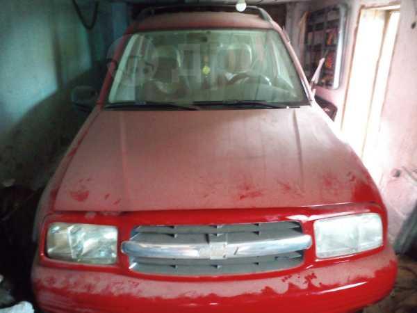 Chevrolet Tracker, 2001 год, 255 000 руб.