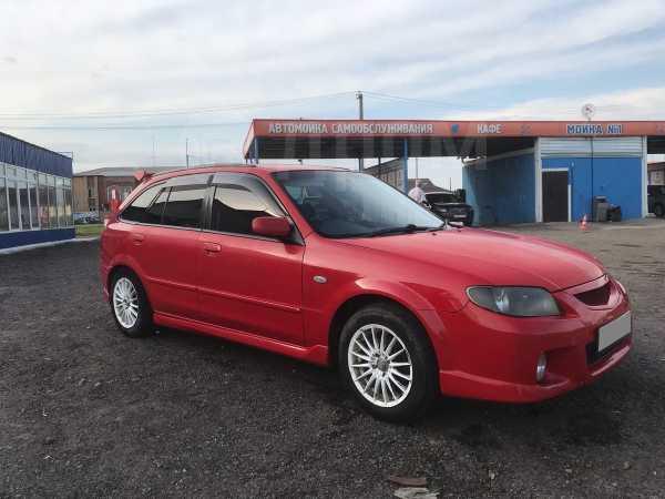 Mazda Familia S-Wagon, 2002 год, 179 000 руб.