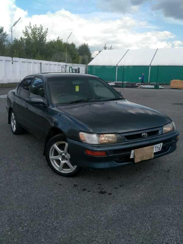 Toyota Corolla, 1995 год, 124 999 руб.