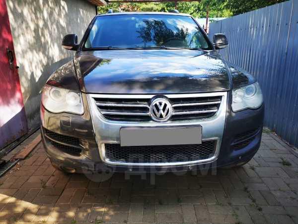 Volkswagen Touareg, 2008 год, 830 000 руб.