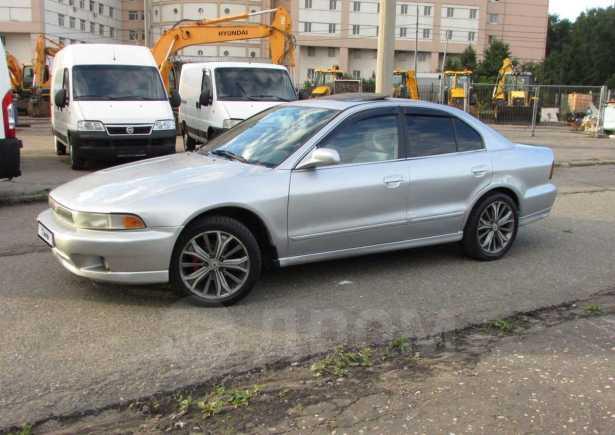 Mitsubishi Galant, 2001 год, 205 000 руб.