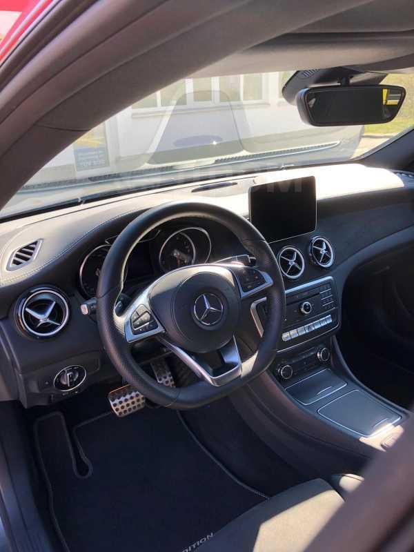 Mercedes-Benz CLA-Class, 2017 год, 1 640 000 руб.