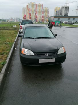 Кемерово Civic 2002