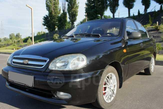 Chevrolet Lanos, 2007 год, 117 000 руб.