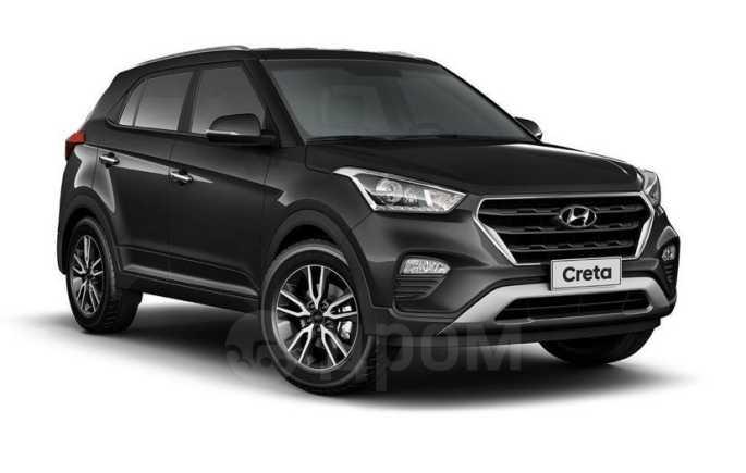 Hyundai Creta, 2018 год, 1 000 000 руб.