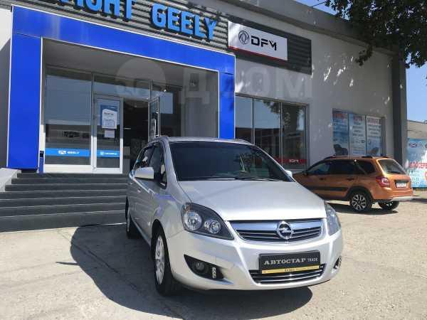 Opel Zafira, 2013 год, 598 000 руб.
