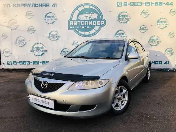 Mazda Atenza, 2005 год, 357 000 руб.