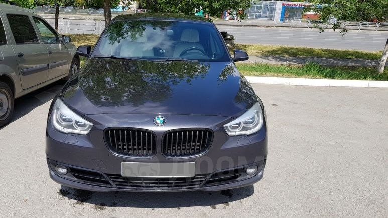 BMW 5-Series Gran Turismo, 2013 год, 1 590 000 руб.