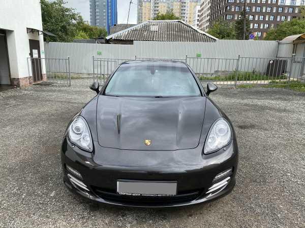 Porsche Panamera, 2012 год, 1 640 000 руб.