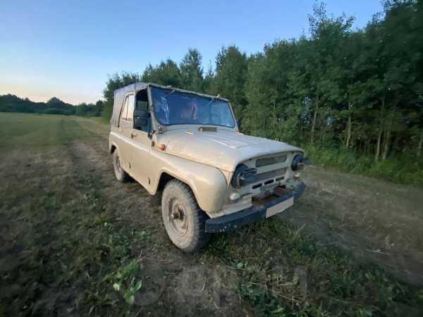 УАЗ 3151, 1990 год, 75 000 руб.