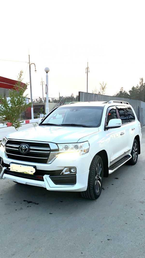 Toyota Land Cruiser, 2019 год, 5 950 000 руб.