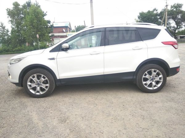 Ford Kuga, 2015 год, 1 080 000 руб.