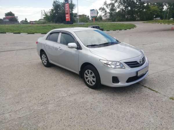 Toyota Corolla, 2013 год, 635 000 руб.