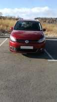 Volkswagen Touran, 2013 год, 750 000 руб.