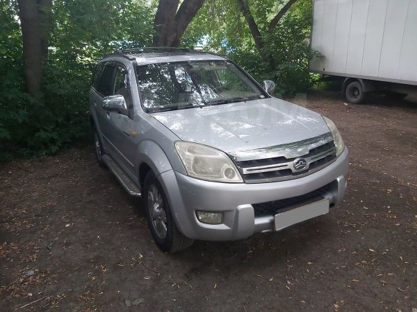 Great Wall Hover, 2007 год, 310 000 руб.