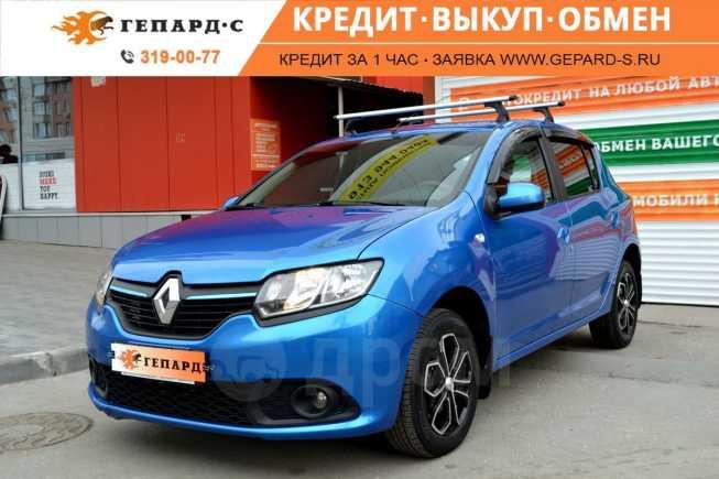 Renault Sandero, 2014 год, 490 000 руб.