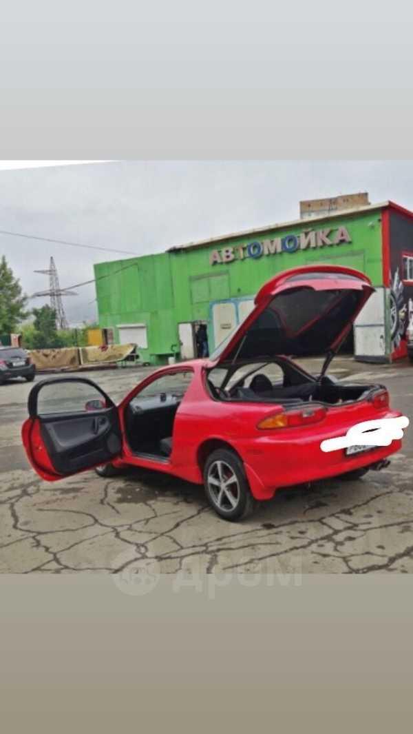 Mazda Autozam AZ-3, 1991 год, 150 000 руб.