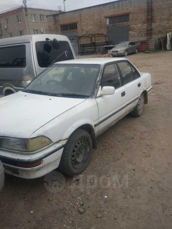 Toyota Corolla, 1989 год, 74 000 руб.
