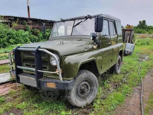УАЗ 3151, 1988 год, 200 000 руб.