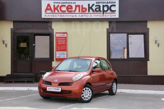 Nissan Micra, 2008 год, 333 000 руб.