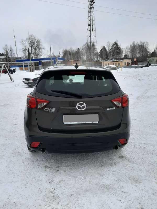Mazda CX-5, 2015 год, 1 200 000 руб.