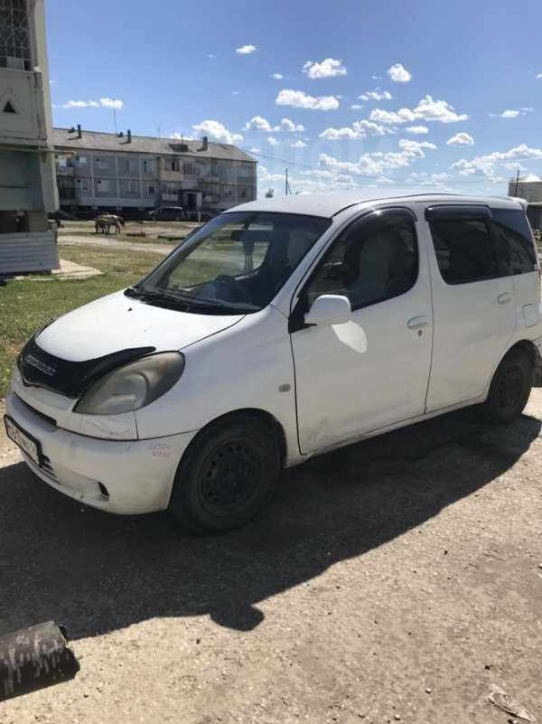 Toyota Funcargo, 2000 год, 200 000 руб.