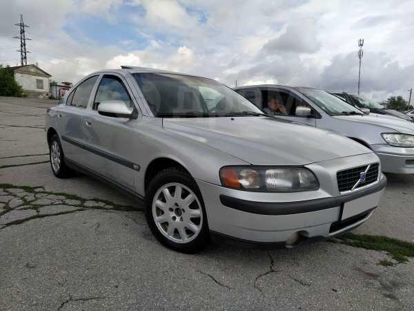 Volvo S60, 2001 год, 150 000 руб.