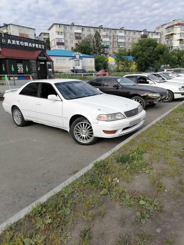 Toyota Mark II, 1999 год, 180 000 руб.